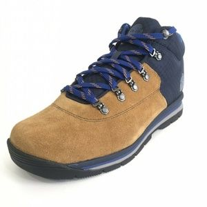 Timberland GT Rally Suede Mid Leather Fabric Boots